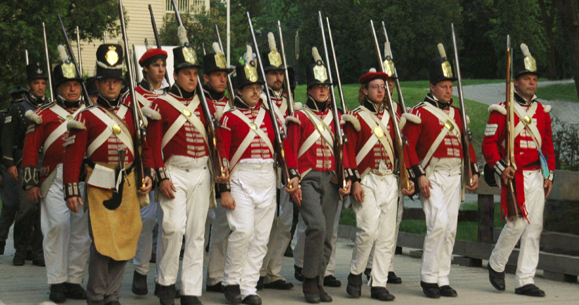 89th Regiment of Foot Grenadier Company