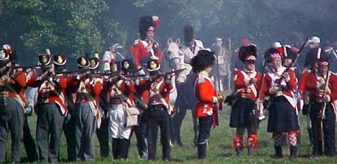 93rd regiment of foot